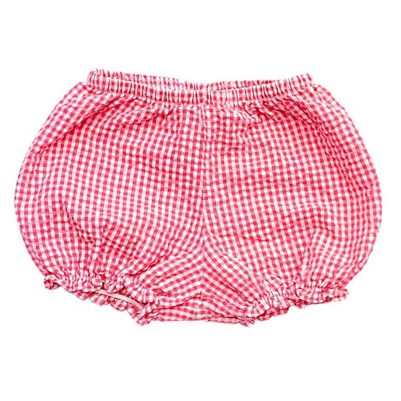 Light Pink Gingham Bloomers